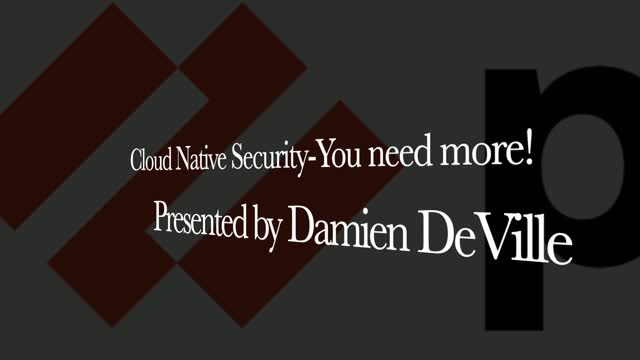 PANuggets - Episode 11 - Why Cloud Service Provider Security Controls Don't Cut