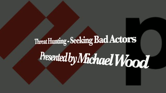 PANuggets - Episode 12 - Threat Hunting with EDR - Seeking Bad Actors