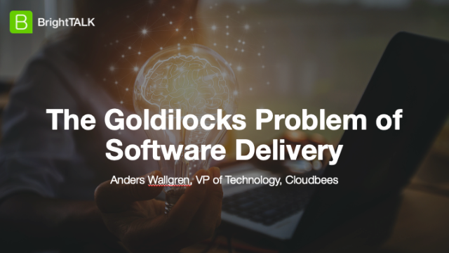 The Goldilocks Problem of Software Delivery
