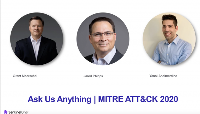 Ask Me Anything | MITRE ATT&CK Round 2 Results 2020