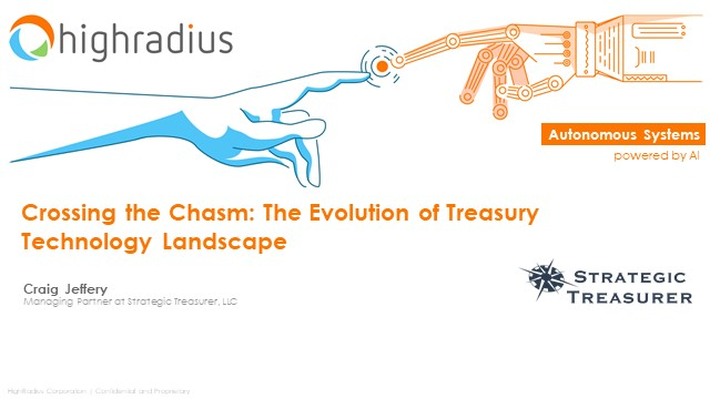Crossing the Chasm: The Evolution of Treasury Tech Landscape