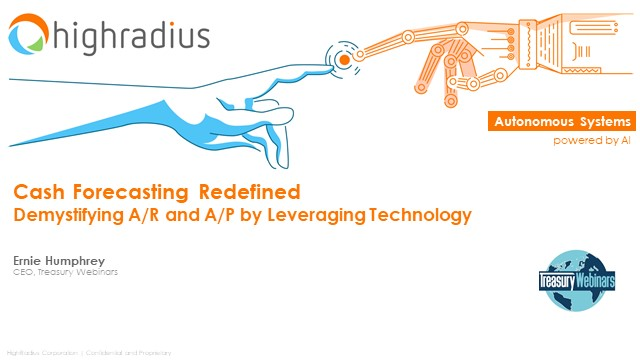 Cash Forecasting Redefined: Demystifying A/R and A/P by Leveraging Technology