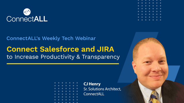 Connect Salesforce and JIRA to Increase Productivity & Transparency