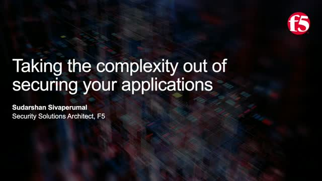 Taking The Complexity Out of Safeguarding Your Apps