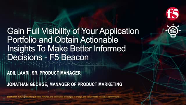 Gain Full Visibility of Your Application Portfolio and Obtain Actionable Insight