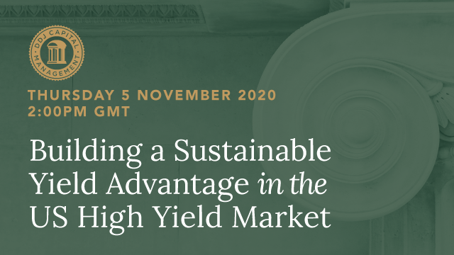 Building a sustainable yield advantage in the US High Yield Market