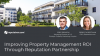 Improving Property Management ROI Through Reputation Partnership