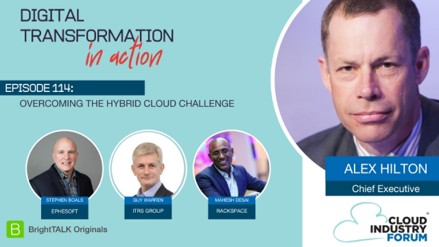 Overcoming the Hybrid Cloud Challenge