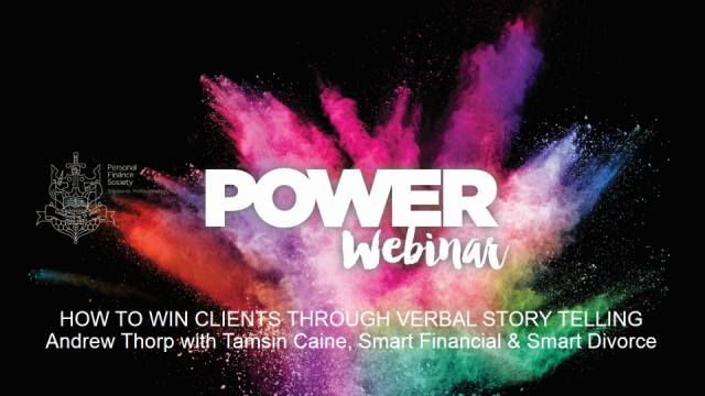 How to Win Clients Through Verbal Storytelling