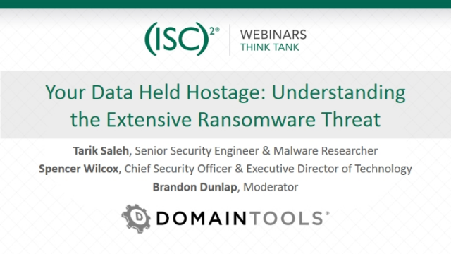 Your Data Held Hostage: Understanding the Extensive Ransomware Threat
