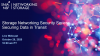 Storage Networking Security Series: Securing Data in Transit