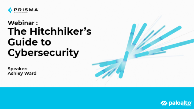 The Hitchhiker's Guide to Cybersecurity
