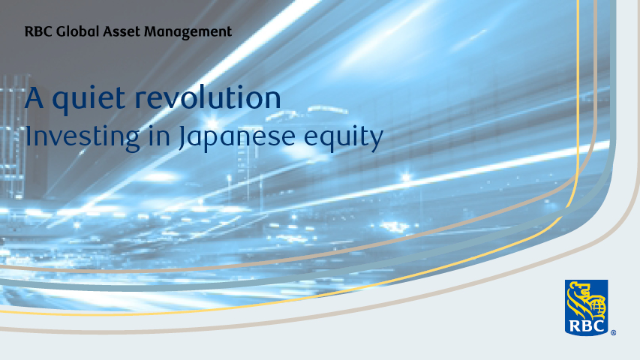 A quiet revolution: Investing in Japanese equity