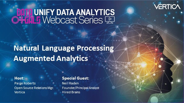 Unify Data Analytics