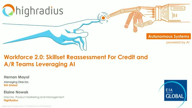 Workforce 2.0: Skillset Reassessment For Credit and A/R Teams Leveraging AI