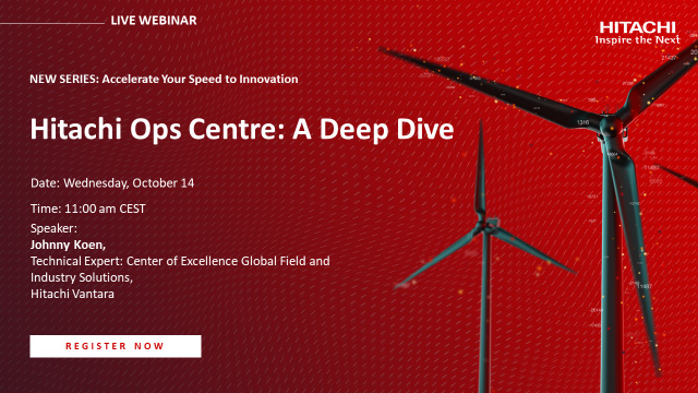 Hitachi Ops Centre: A Deep Dive
