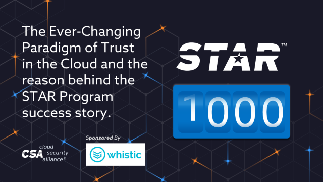 STAR 1000 - The reason behind the STAR Program success story