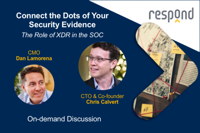 Connect the Dots of Your Security Evidence | The Role of XDR in the SOC