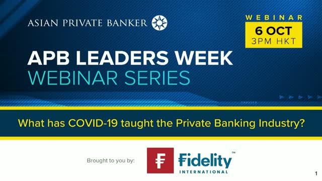 What has COVID-19 taught the Private Banking Industry?