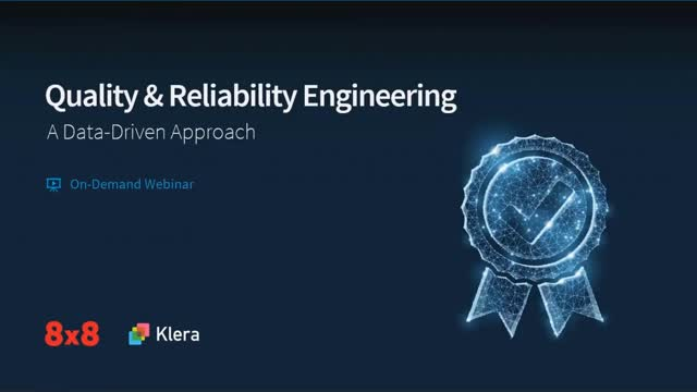 A Data-Driven Approach to Driving Quality & Reliability in Engineering