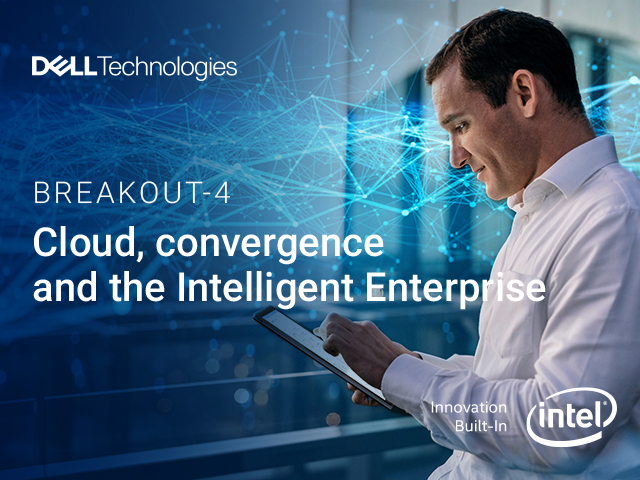 Cloud, convergence and the Intelligent Enterprise
