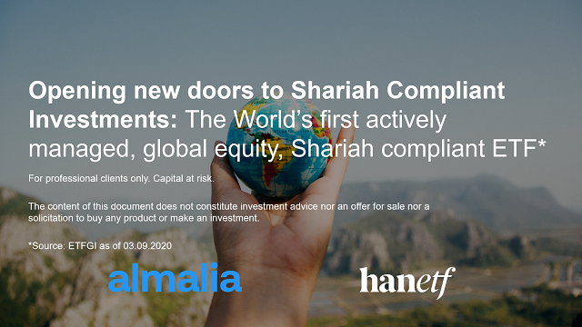 Opening new doors to Shariah Compliant Investments