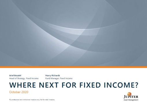 Where next for fixed income?