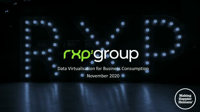 Data Virtualization for Business Consumption
