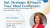 Get Strategic & Reach Your Ideal Customers: How To Effectively Communicate in a