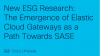 New ESG Research: The Emergence of Elastic Cloud Gateways as a Path Towards SASE