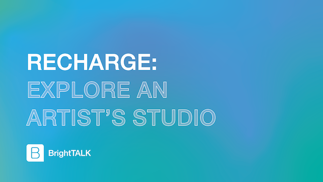 Recharge: Explore an Artist's Studio