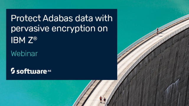 Protect Adabas data with pervasive encryption on IBM Z®