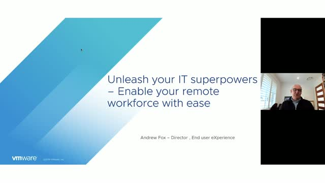 Unleash Your IT Superpowers - Enable your remote workforce with ease