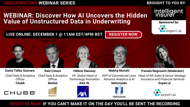 Discover How AI Uncovers the Hidden Value of Unstructured Data in Underwriting