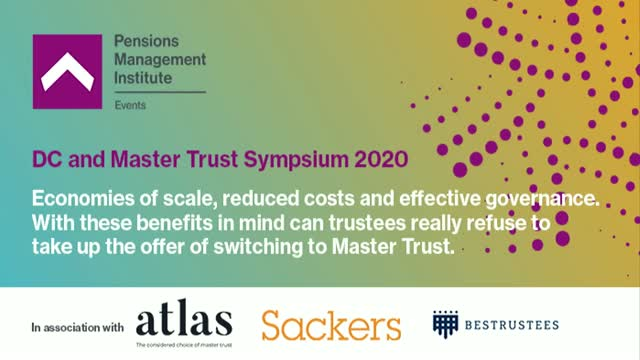 Panel Discussion: Switching to Master Trust - Risks & Rewards