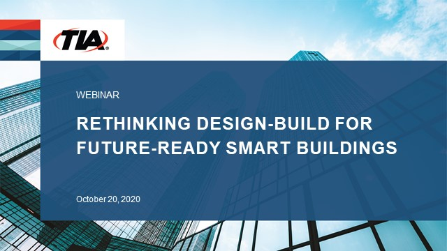 Rethinking Design-Build for Future-Ready Smart Buildings