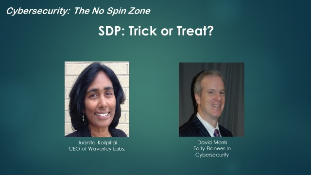 SDP- Trick or Treat?