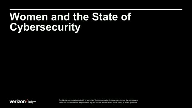 Women and the State of Cybersecurity