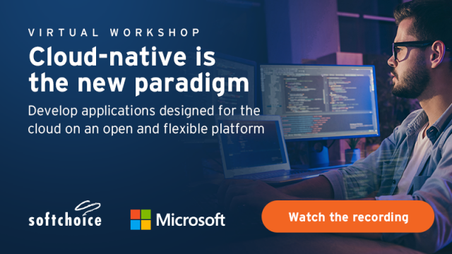 Cloud-native is the new paradigm