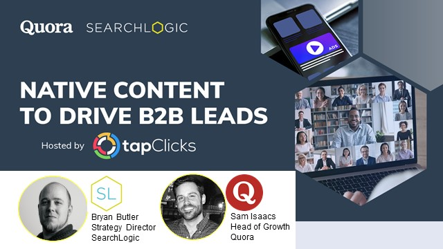 How to Leverage Native Content to Drive B2B Leads