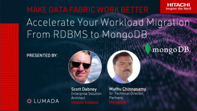 Accelerate Your Workload Migration From RDBMS to MongoDB