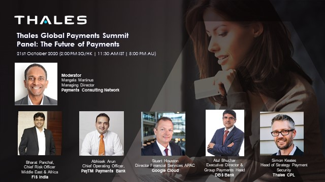Panel Discussion: The Future of Payments
