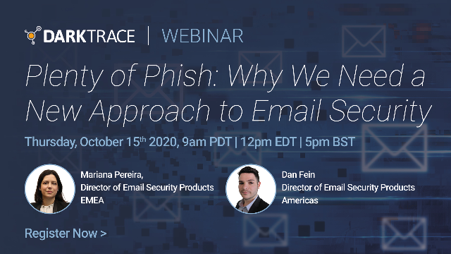 Plenty of Phish: Why We Need a New Approach to Email Security