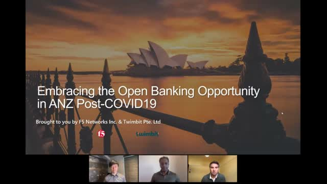 Embracing the Open Banking Opportunity in ANZ Post COVID19