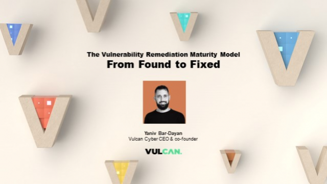 Get fix done with the vulnerability remediation maturity model