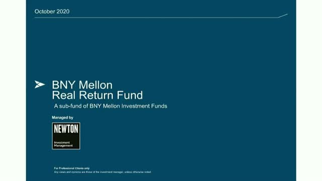 BNY Mellon Real Return Fund: 2020 update