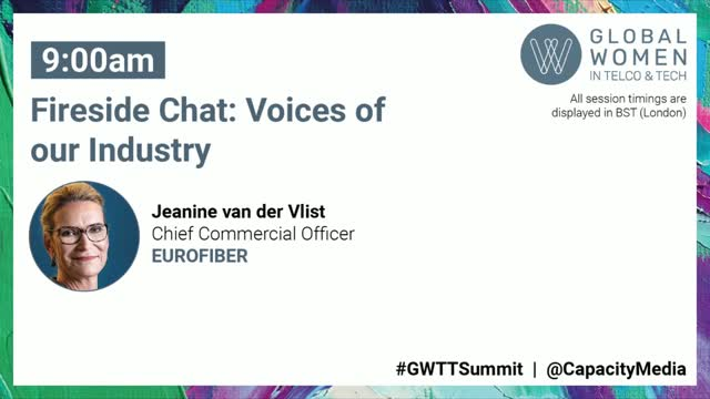 Fireside Chat: Voices of our Industry
