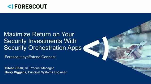 Maximize Return on Your Security Investments With Security Orchestration Apps