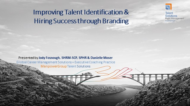 Improving Talent Identification & Hiring Success through Branding
