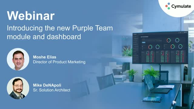 Purple Team Simulation – The next level of customization and automation